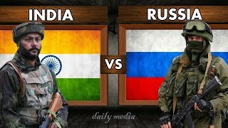 India vs Russia - Military Power Comparison