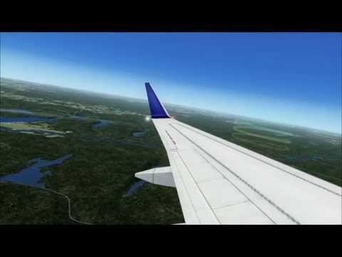 Flight Simulator X   Norway   Kristiansand - Oslo
