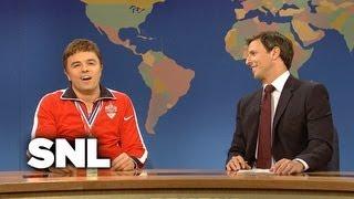 Weekend Update: Ryan Lochte - Saturday Night Live