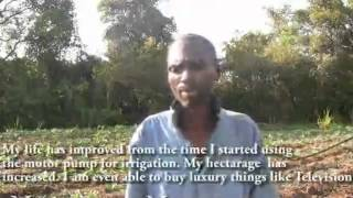 DAPP Zambia Farmers' Club film