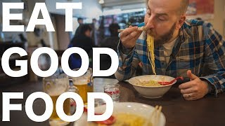 Tips on How to Eat in Japan