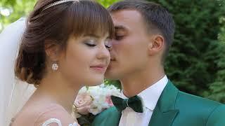 Неймовірна церемонія одруження. Зворушливі обітниці кохання. Ведуча Євгенія Інська