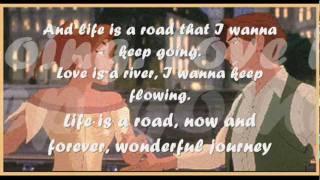Richard Marx ft. Donna Lewis - At the Beginning (Lyrics)