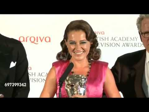 BAFTA Television Awards: s with winners  Borgen   Sidse Babett Knudsen