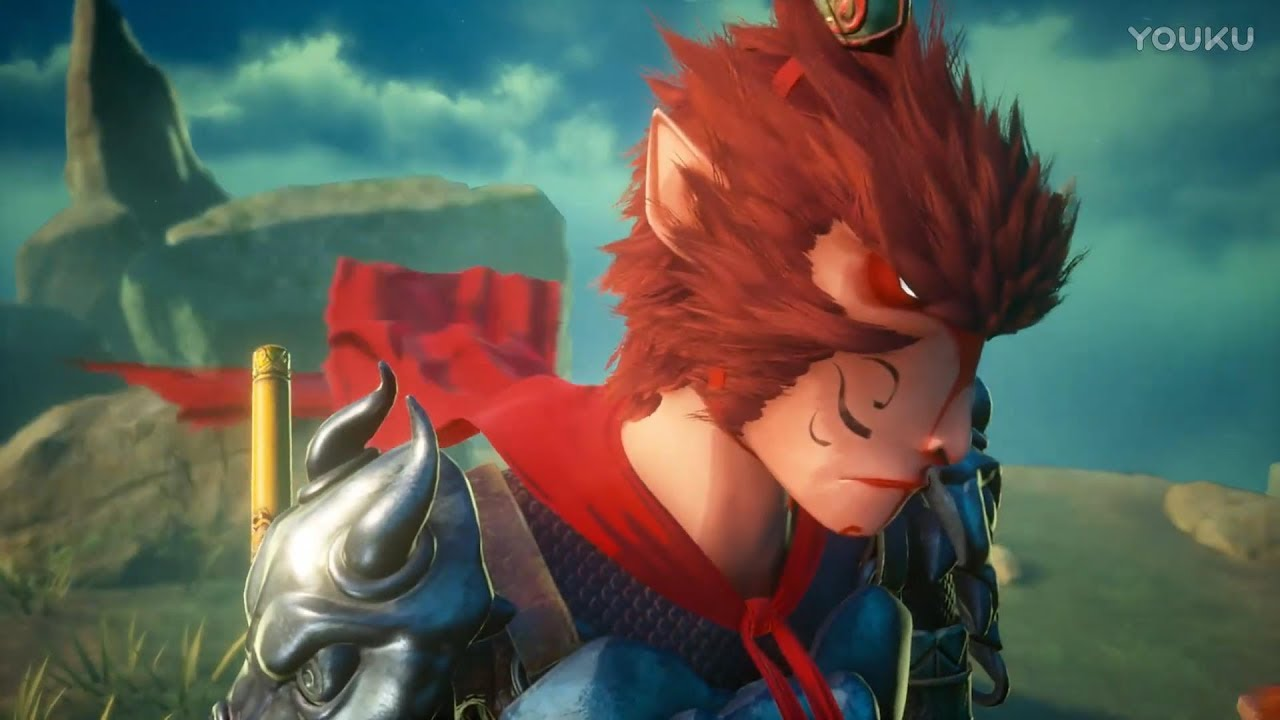 Image result for Monkey King: Hero is Back trailer game