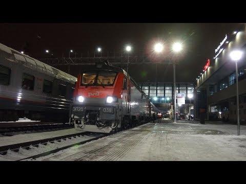 """Поезд """"Лыжная стрела"""" отправился в первый рейс из донской столицы."""