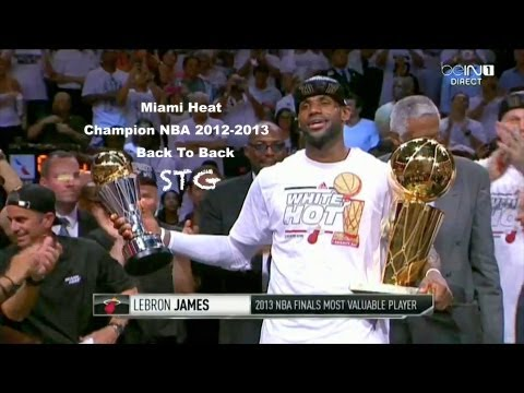 Miami Heat Ceremony Larry O