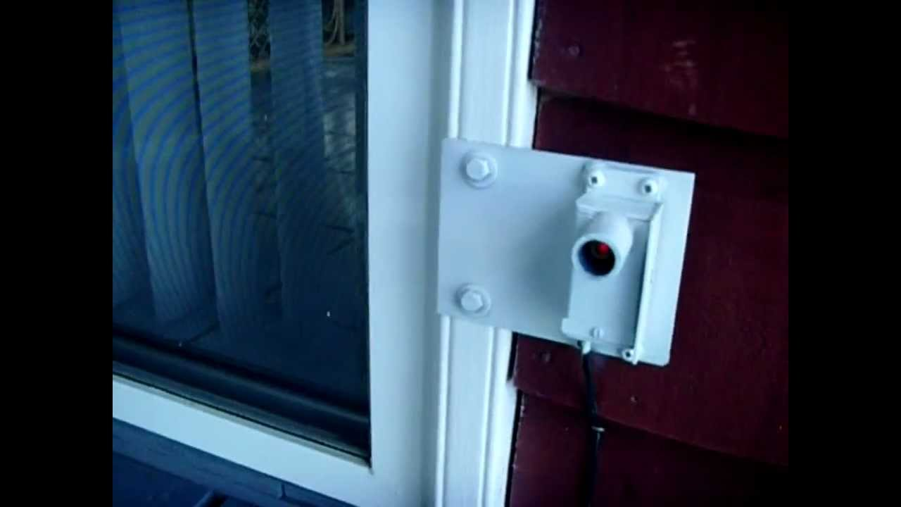 Laser Beam Security Circuit - YouTube