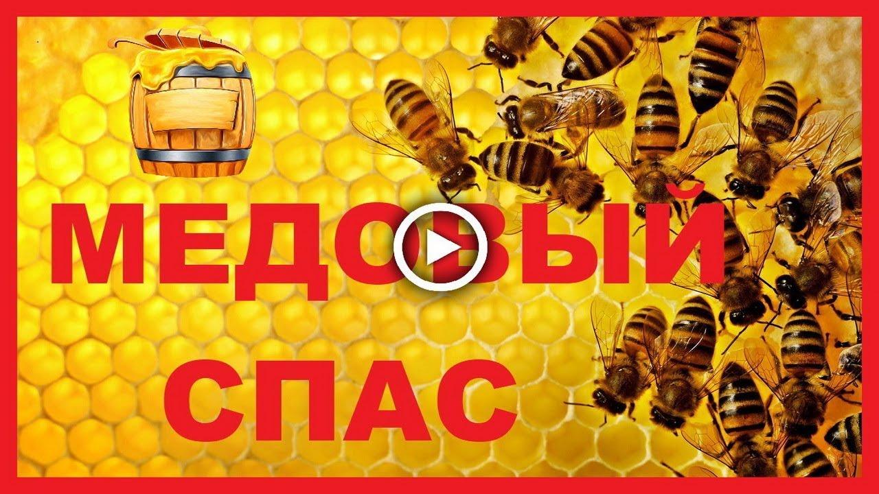 Праздник Медовый спас - YouTube
