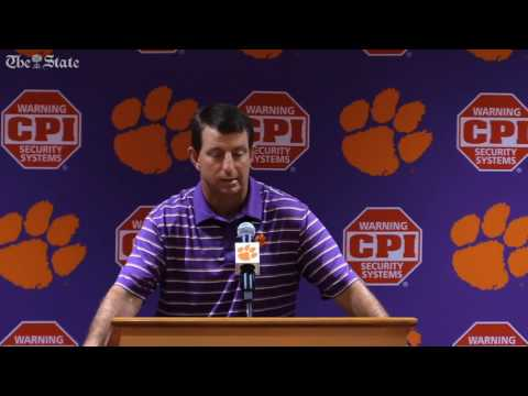 Kelly Bryant is Number one quarterback for Clemson
