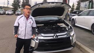 2017 Mitsubishi Outlander GT Virtual Test Drive   Platinum Mitsubishi Calgary