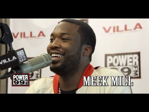 Meek Mill Full Interview After Prison with Power 99