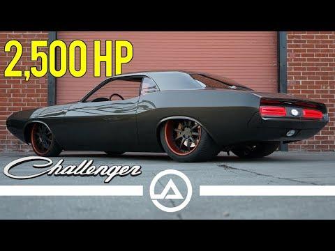 Bagged 2500 Hp 1970 Dodge Challenger Named Havoc
