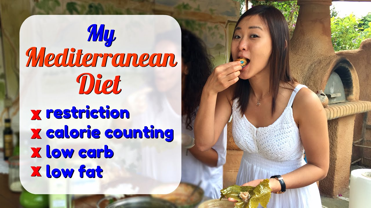 My Mediterranean Diet Lose Weight Without Dieting