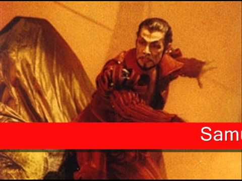 Samuel Ramey: Boito - Mefistofele, 'Ave, Signor!'