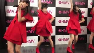 20180827 九州女子翼 「」 HMV三宮VIVRE店 TAKE WINGリリイベ