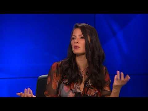 Actress Natassia Malthe Speaks Out on Harvey Weinstein