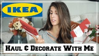 IKEA HAUL & DECORATE WITH ME 2018 | Farmhouse Finds / Fails | Momma From Scratch