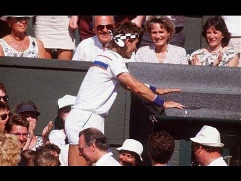 1987 Wimbledon Men's Singles Final: Pat Cash vs Ivan Lendl - YouTube