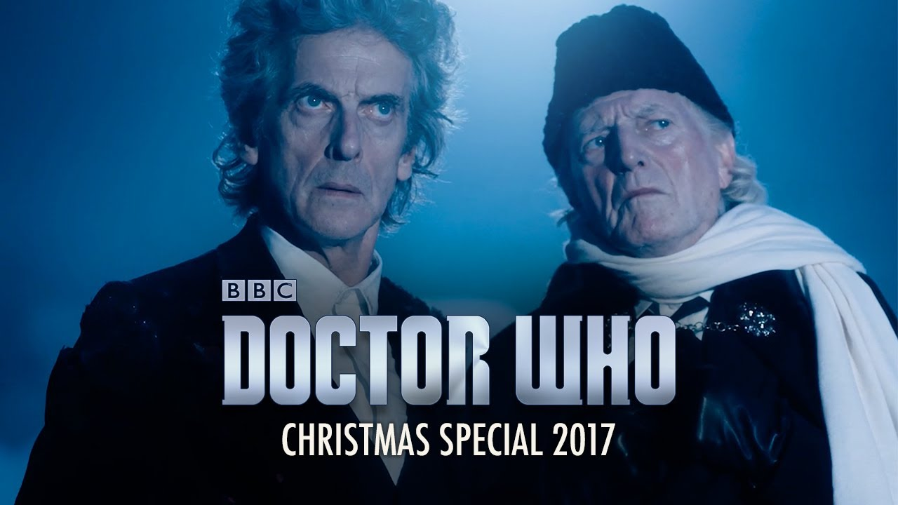 christmas special 2017 trailer doctor who bbc - 12 Dates Of Christmas Trailer