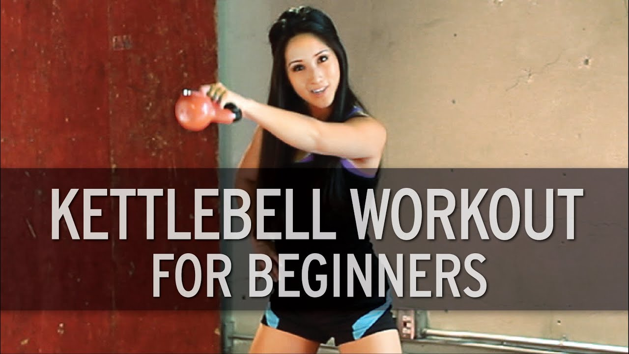 KETTLEBELL WORKOUTS FOR BEGINNERS EPUB