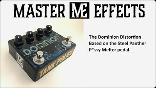 Watch Dominion Distortion video