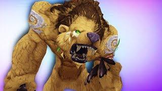 He BEARLY Survived! (5v5 1v1 Duels) - Alliance vs Horde PvP WoW Legion 7.3.5