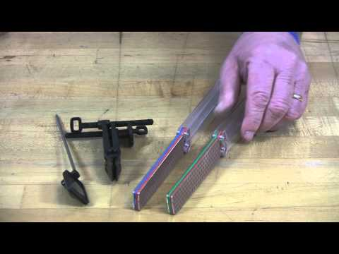 Video of Diafold® Magna-Guide® Sharpening System