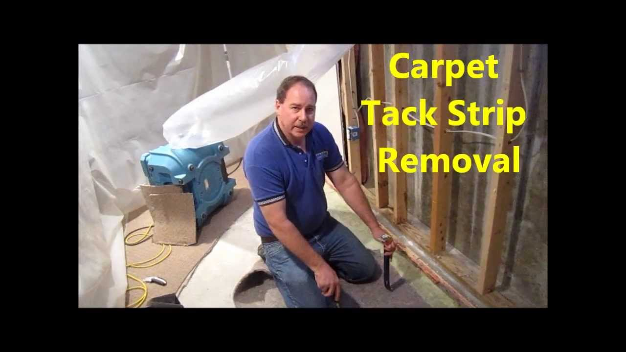 Carpet Tack Strip Installation Concrete Floor - Carpet ...