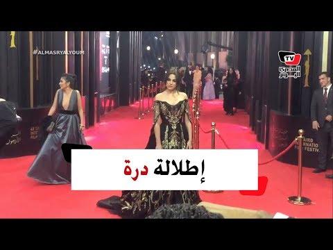 إطلالة متميزة لدرة وميرنا وليد في «القاهرة السينمائي»  - نشر قبل 2 ساعة