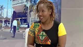 KBA DIRECTOR OF COMMUNICATION AND PUBLIC AFFAIRS MS.  NURU MUGAMBI - INUKA SME PROGRAMME