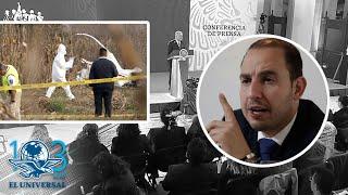 Están desesperados y no miden sus palabras, responde AMLO a Marko Cortés sobre caso Puebla