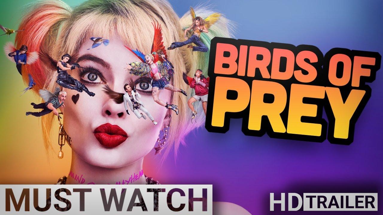 Birds Of Prey Extended Trailer Hd 2020 Youtube