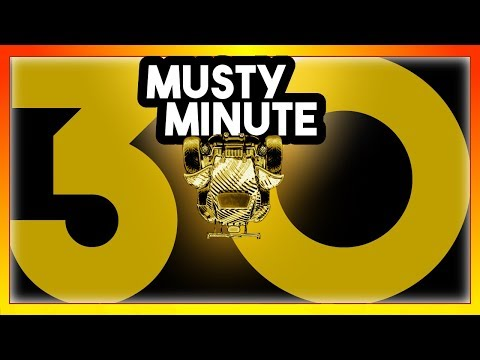 Musty Minute #30 | Rocket League thumbnail