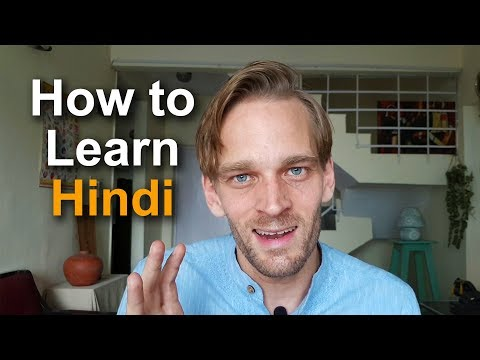 How To Learn Hindi Faster Than I Did! #RocksLearnHindi