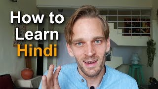 Gambar cover How To Learn Hindi Faster Than I Did! #RocksLearnHindi