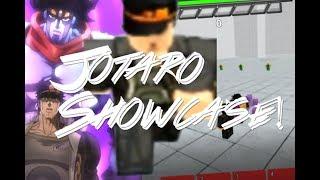 JOTARO KUJO is HERE! | (JJBA) Anime Battle Arena