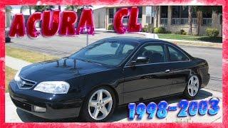 Acura CL (1998 - 2003) - Описание.