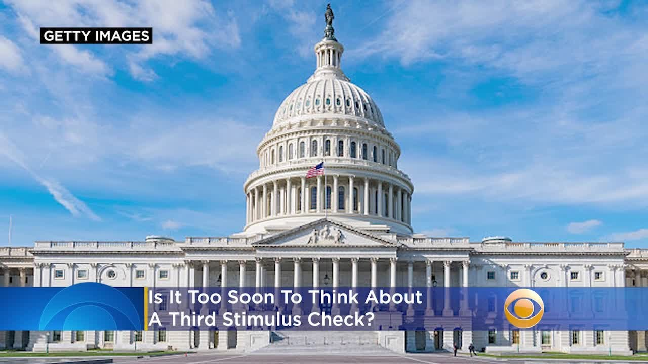 Stimulus Check Update: Will There Be A Third Payment?