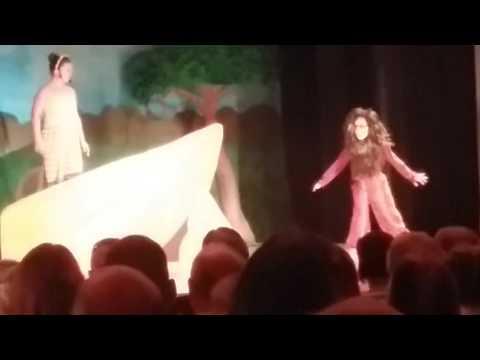 Claudia Urday|Lion King|Norma Butler Bossard Elementary School
