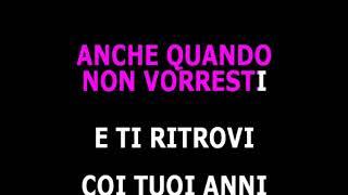 Laura Pausini Ft Biagio Antonacci - Il Coraggio Di Andare (Video demo)