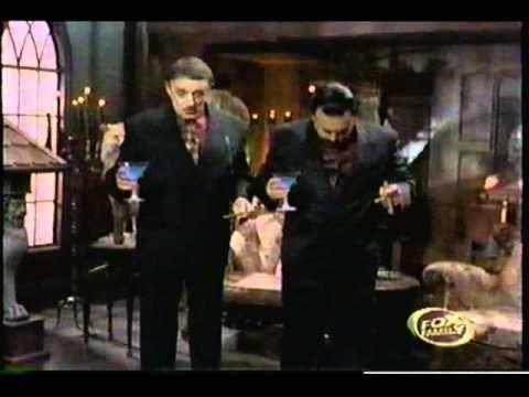 New Addams Family Grandpa Addams Visits Part 1