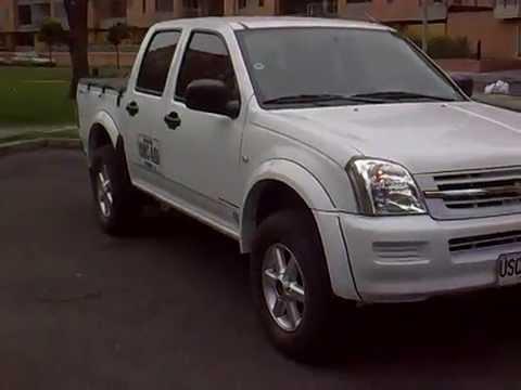 Chevrolet Luv D Max 30 Turbo Diesel 4x4 Doble Cabina4 Youtube
