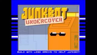 Junkbot Undercover Music - Song 3