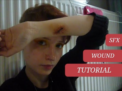 Simple SFX wound tutorial | SFX Basics thumbnail