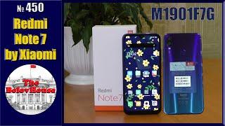 "Бюджетник с большим экраном – популярный «REDMI NOTE 7» by Xiaomi vs ""Sony Xperia XA2 Ultra"""