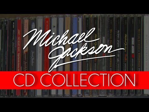 Michael Jackson CD Collection | Happy Birthday, Michael