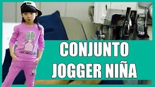 CONJUNTO JOGGER DE NIÑA POLERA Y PANTALON COMPLETA FACIL PASO A PASO Tips De Confección