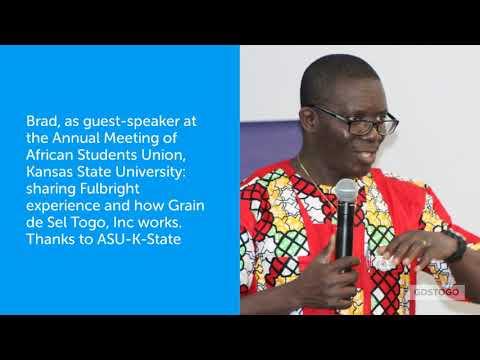 Grain de Sel Togo, Inc. 2018 in review part 1