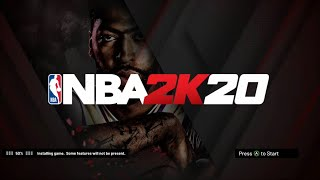 HOW TO MAKE NBA 2K20 DOWNLOAD FASTER!